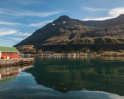 Seydisfjourdur Islandia