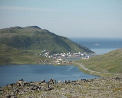 Skarsvag Noruega