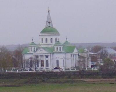 Smolenskaya Rusia