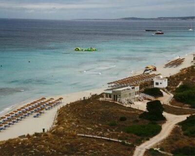 Son Bou, Menorca España