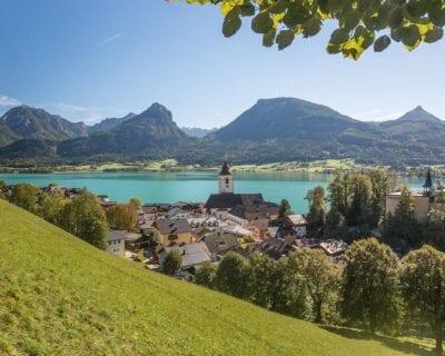 St. Wolfgang im Salzkammergut Austria