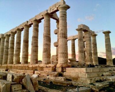 Sunión Grecia