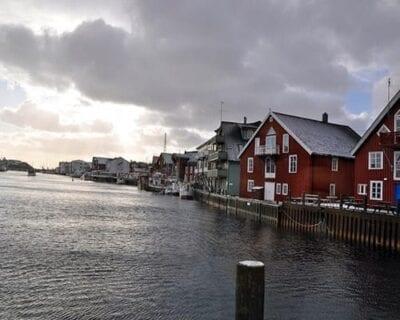 Svolvaer Noruega