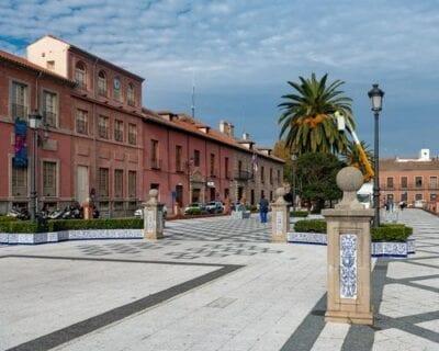 Talavera la Real España