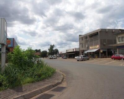 Thabazimbi República de Sudáfrica