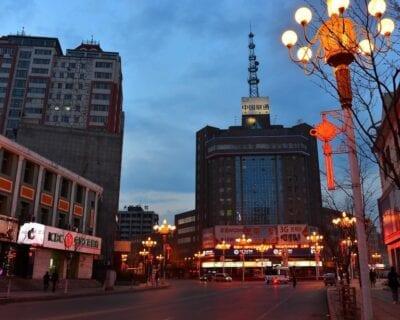 Tonghua China