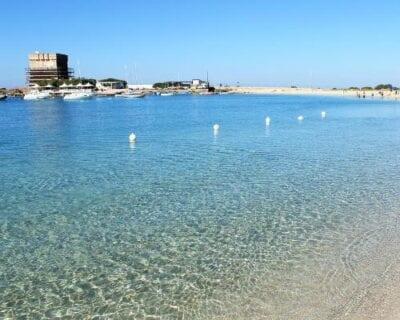 Torre Chianca marina di Lecce Italia