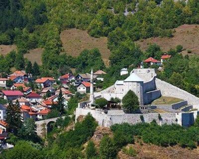 Travnik Bosnia y Herzegovina