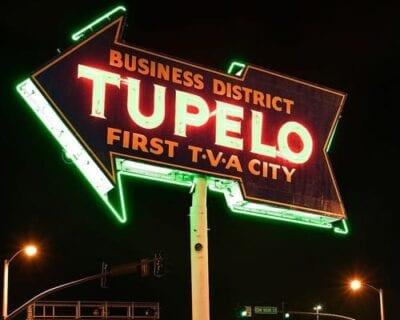 Tupelo (Mississippi) Estados Unidos