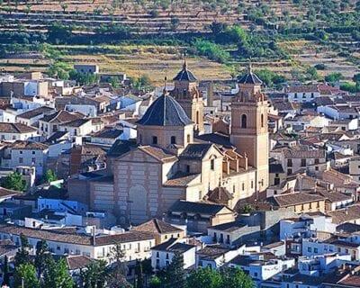 Vélez-Rubio España