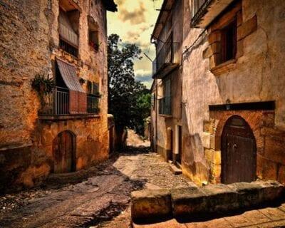 Valderrobes España