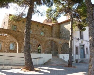 Vall de Uxó España