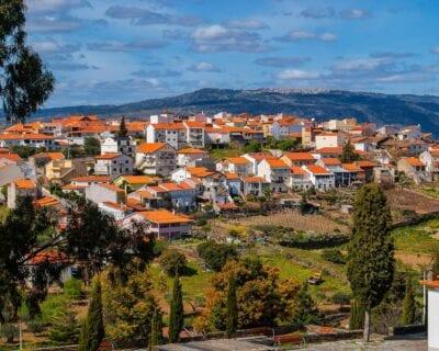 Vila Nova de Foz Coa Portugal