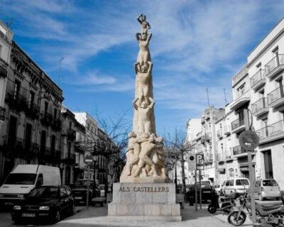 Villafranca del Panadés España