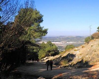 Villanueva del Trabuco España