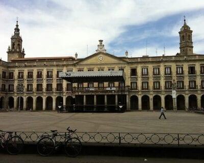 Vitoria España