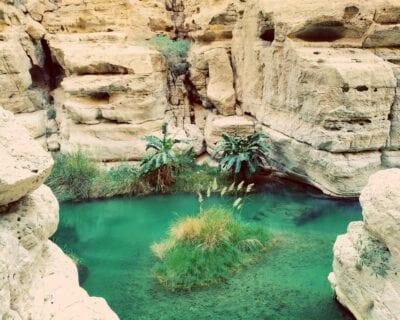 Wadi Shab Omán