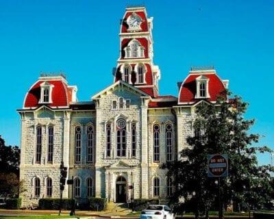 Weatherford TX Estados Unidos