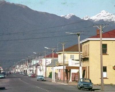 Westport Nueva Zelanda