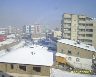 Yuksekova Turquía