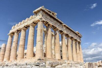 Acrópolis Atenas Grecia Grecia