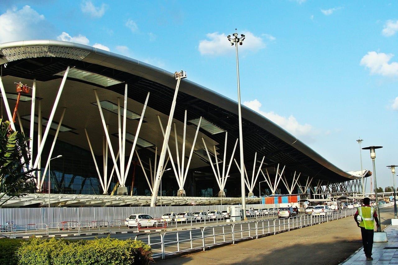 Aeropuerto Bangalore India India