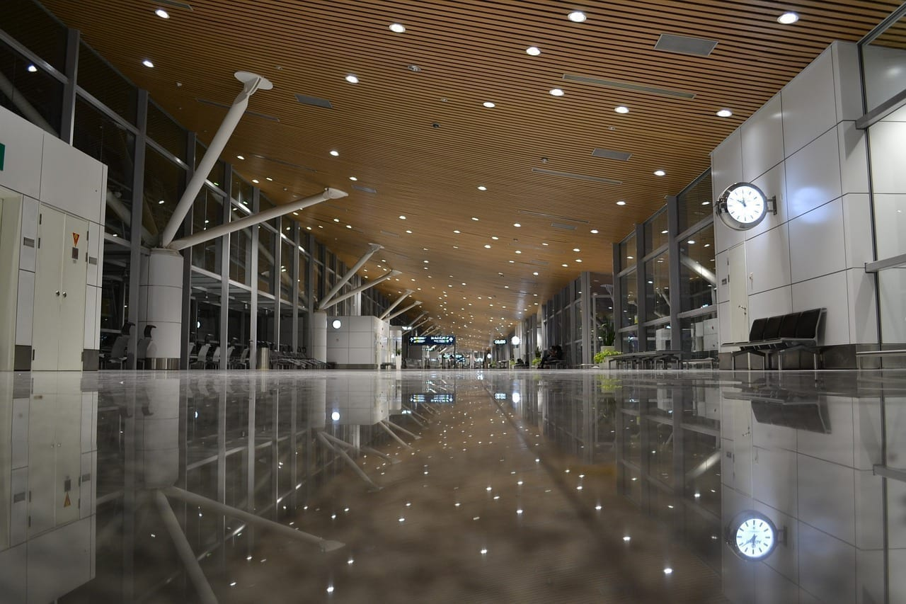 Aeropuerto Malasia Kuala Lumpur Malasia