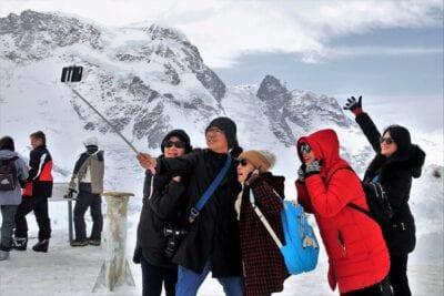 Alta Zermatt Nieve Suiza