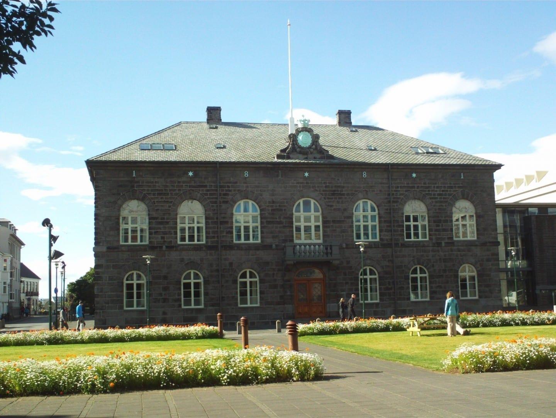 Althingi Reykjanes Islandia