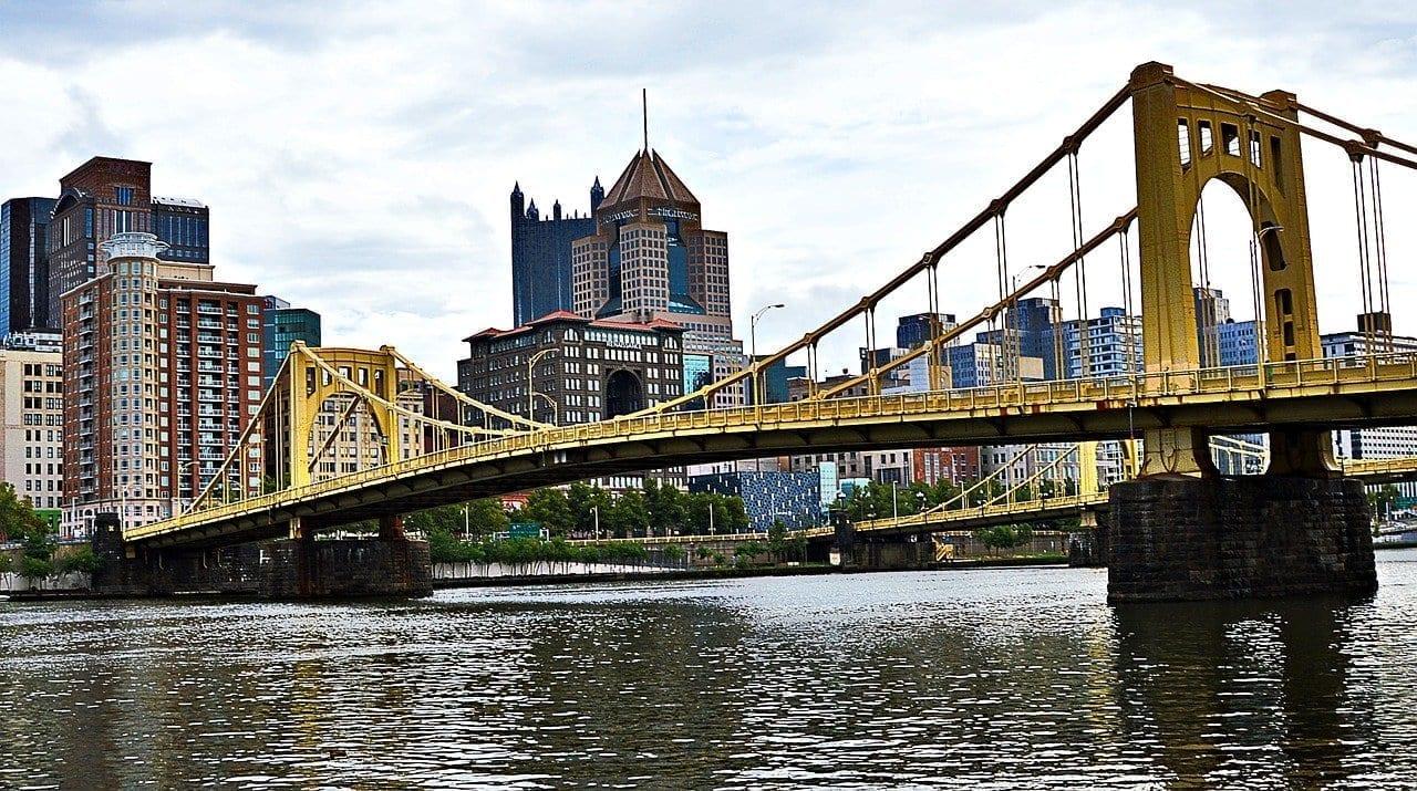 América Pittsburgh Puente Estados Unidos