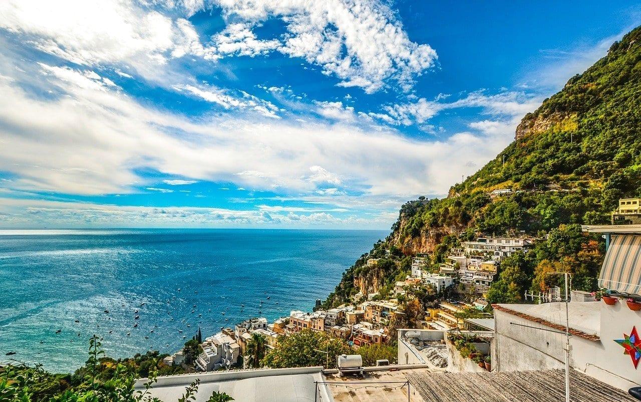 Amalfi Costa Sorrento Italia