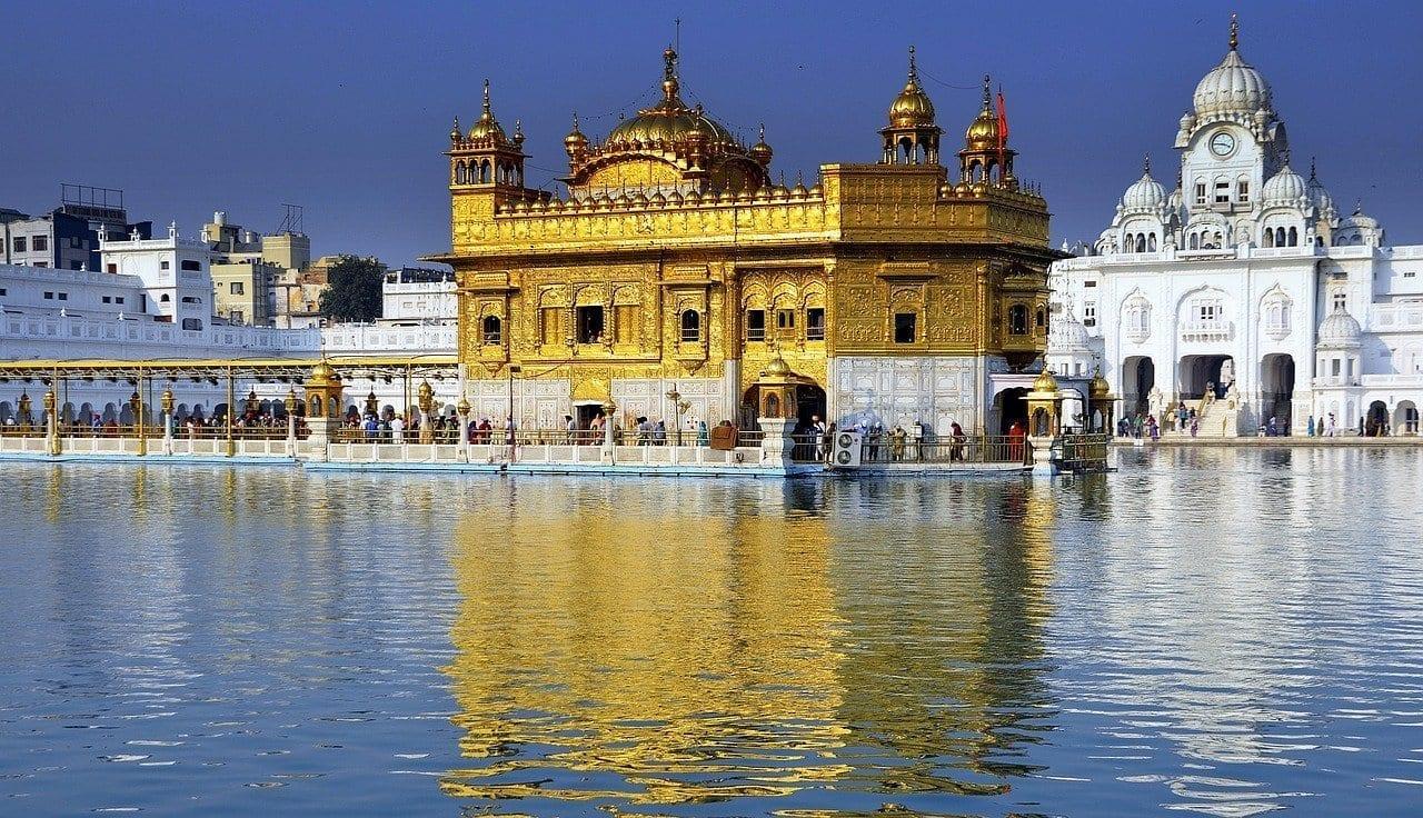 Amritsar Oro Templo India