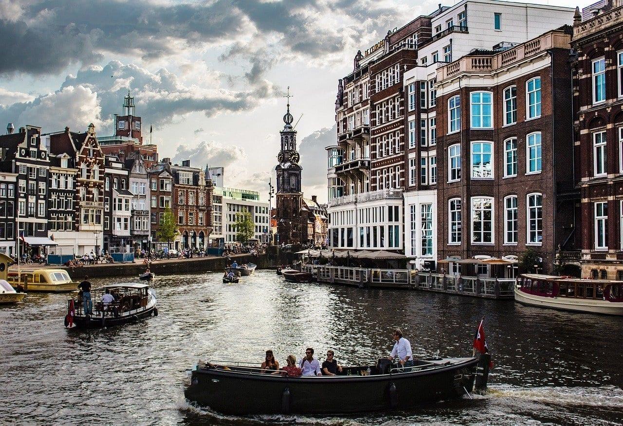 Amsterdam Viaje Blogger De Viajes Países Bajos