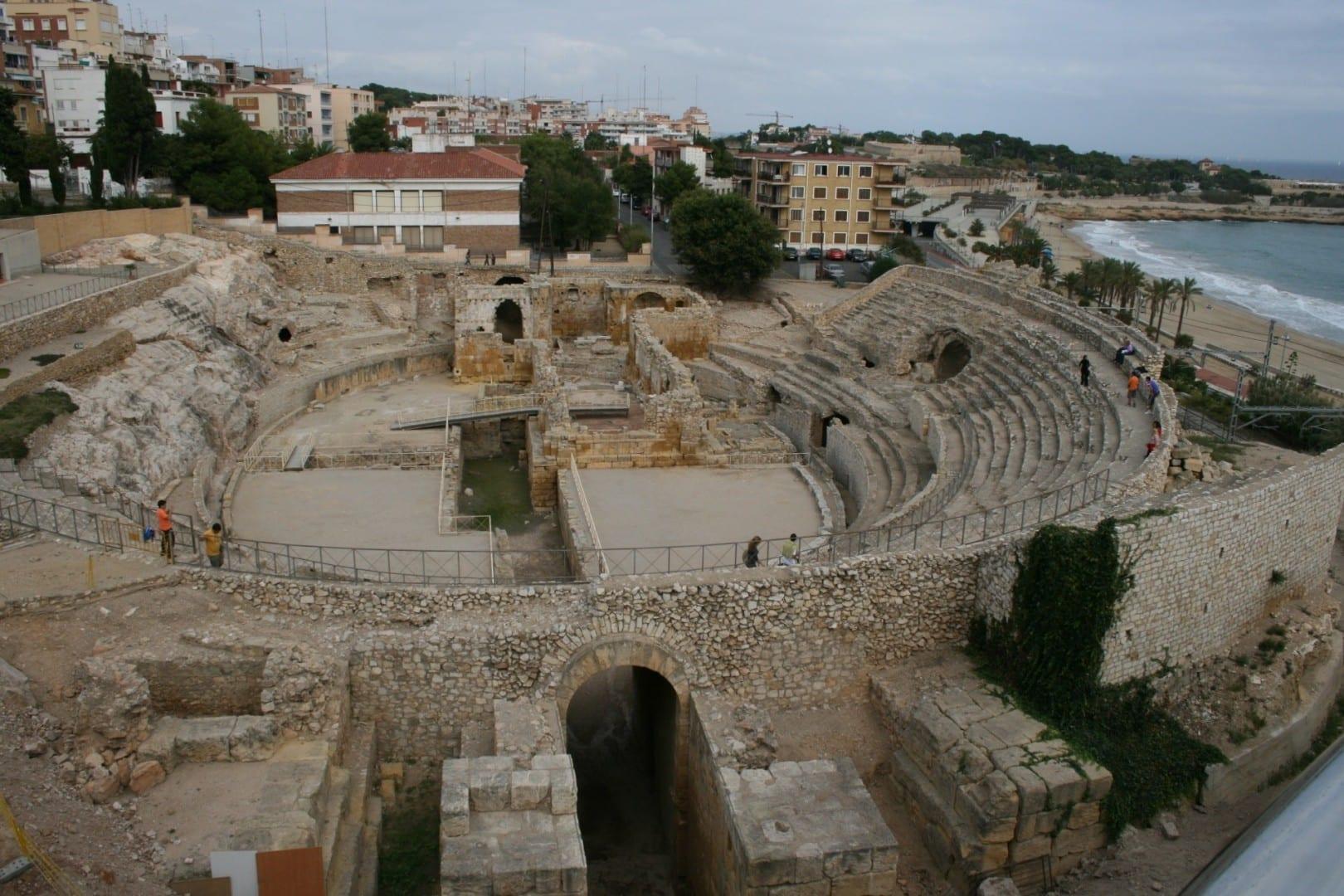 Anfiteatro romano Tarragona España