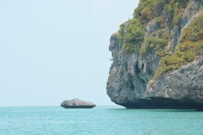 Angthong Parque Marino Koh Samui Tailandia Tailandia