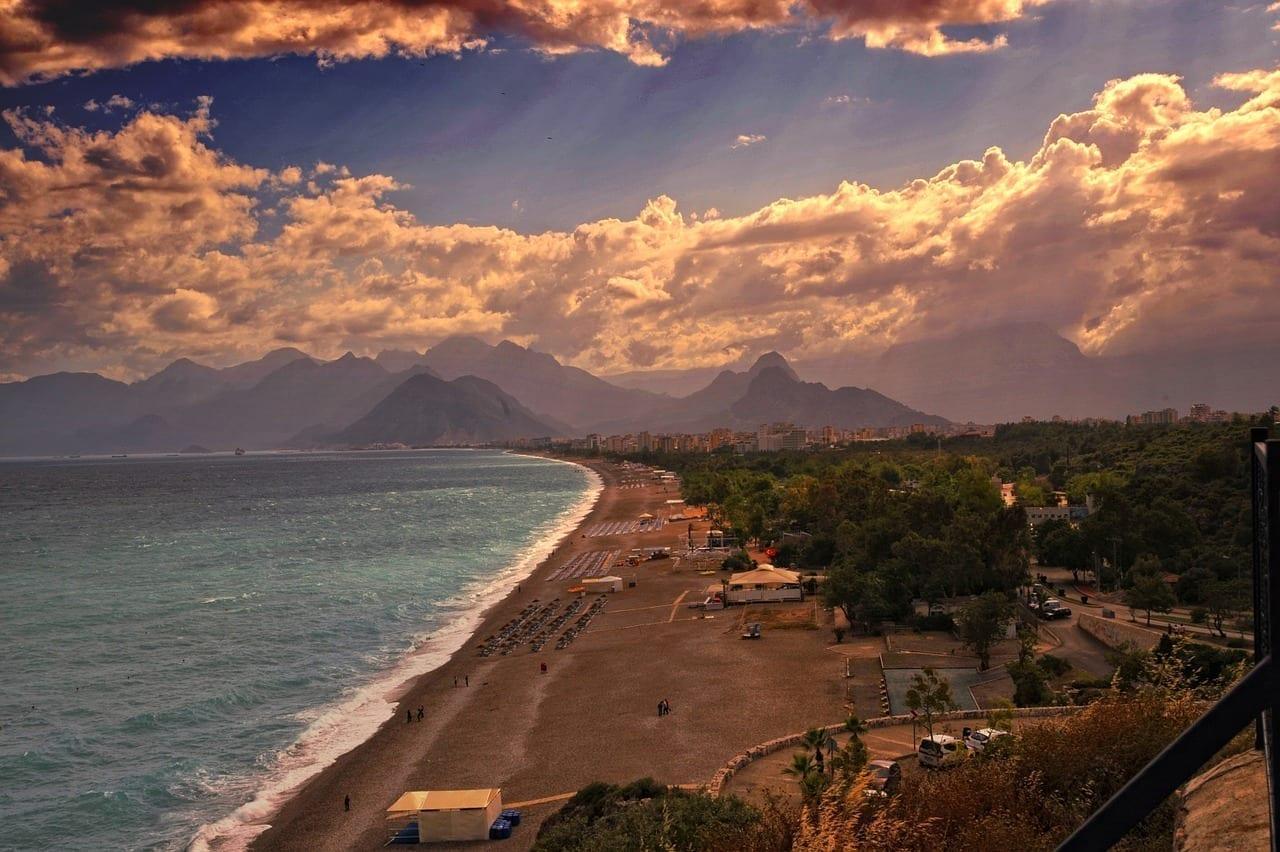 Antalya Altinkum Playa Turquía