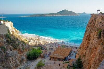 Antalya Browse Kaputas Beach Turquía