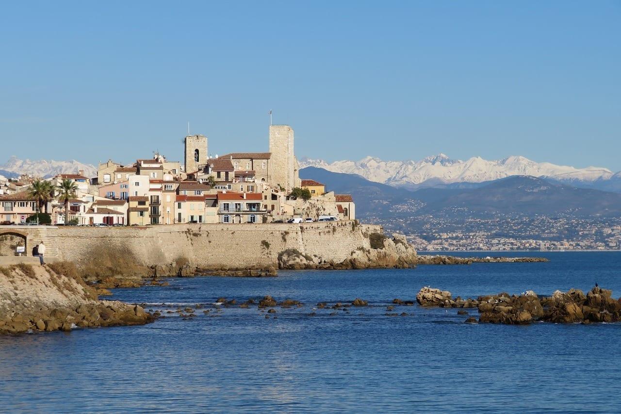 Antibes Côte D' Azur Fort Francia