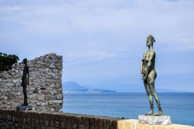 Antibes Provenza Francia Francia