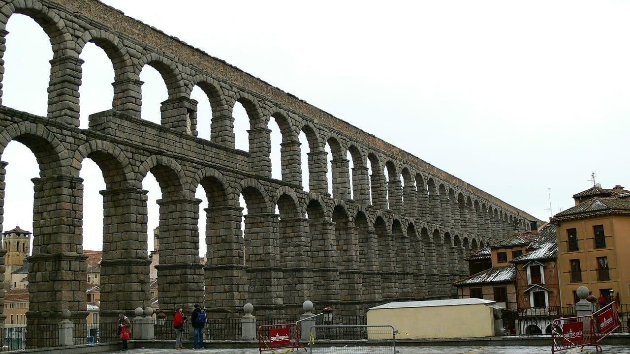Aquaduct Segovia España España