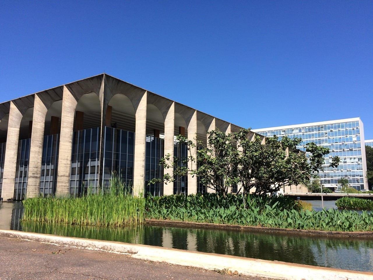 Arquitectura Brasilia Arquitectura Moderna Brasil