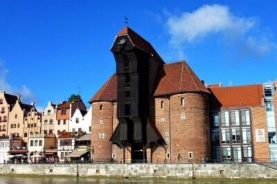 Arquitectura Polonia Gdansk Polonia