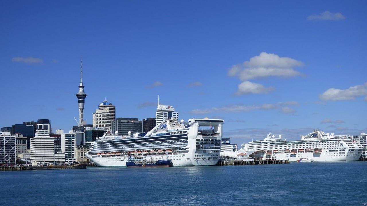 Auckland Nueva Zelanda Dawn Princess Nueva Zelanda