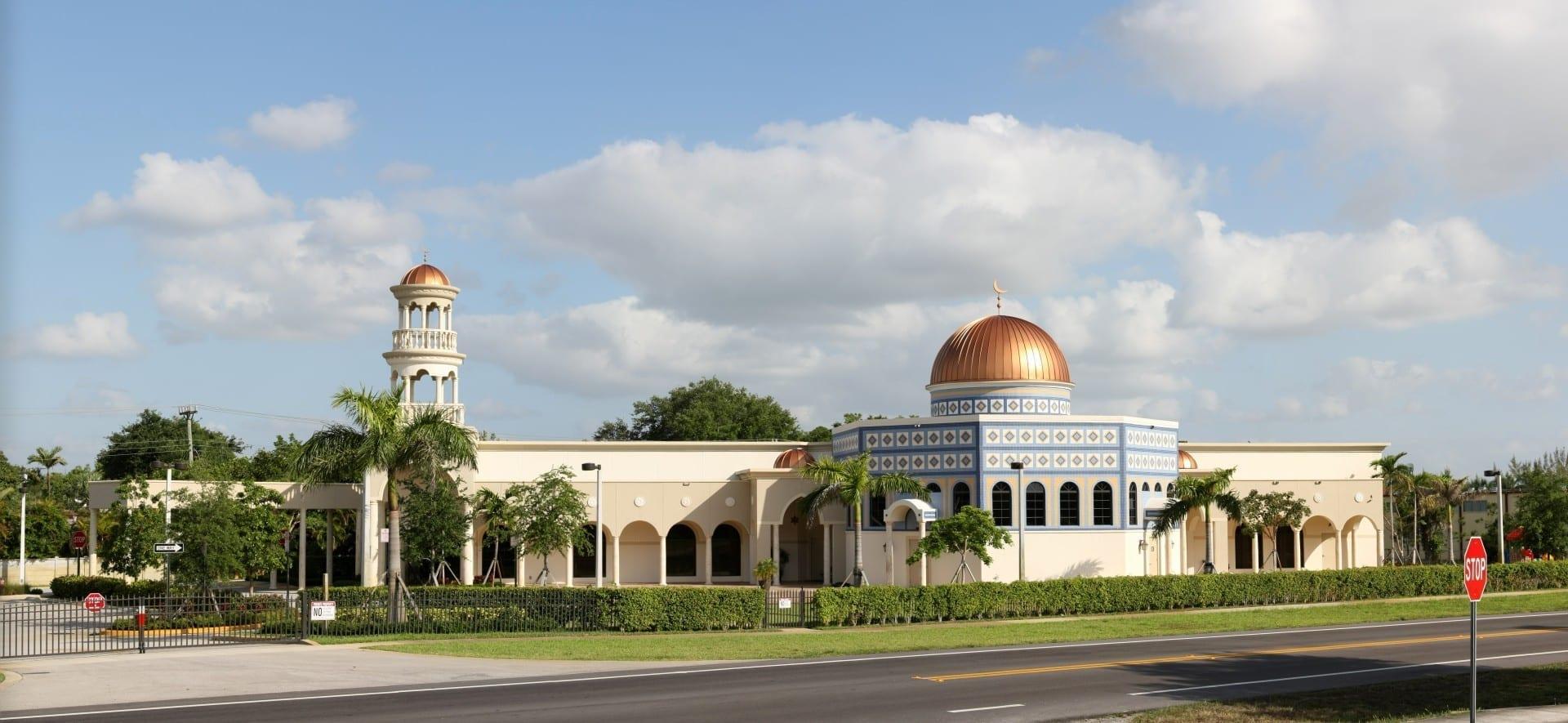 Aunque Boca Ratón es probablemente más conocida por su comunidad judía que por su comunidad musulmana, cuenta con el Centro Assalam, una hermosa mezquita insp... Boca Raton Estados Unidos
