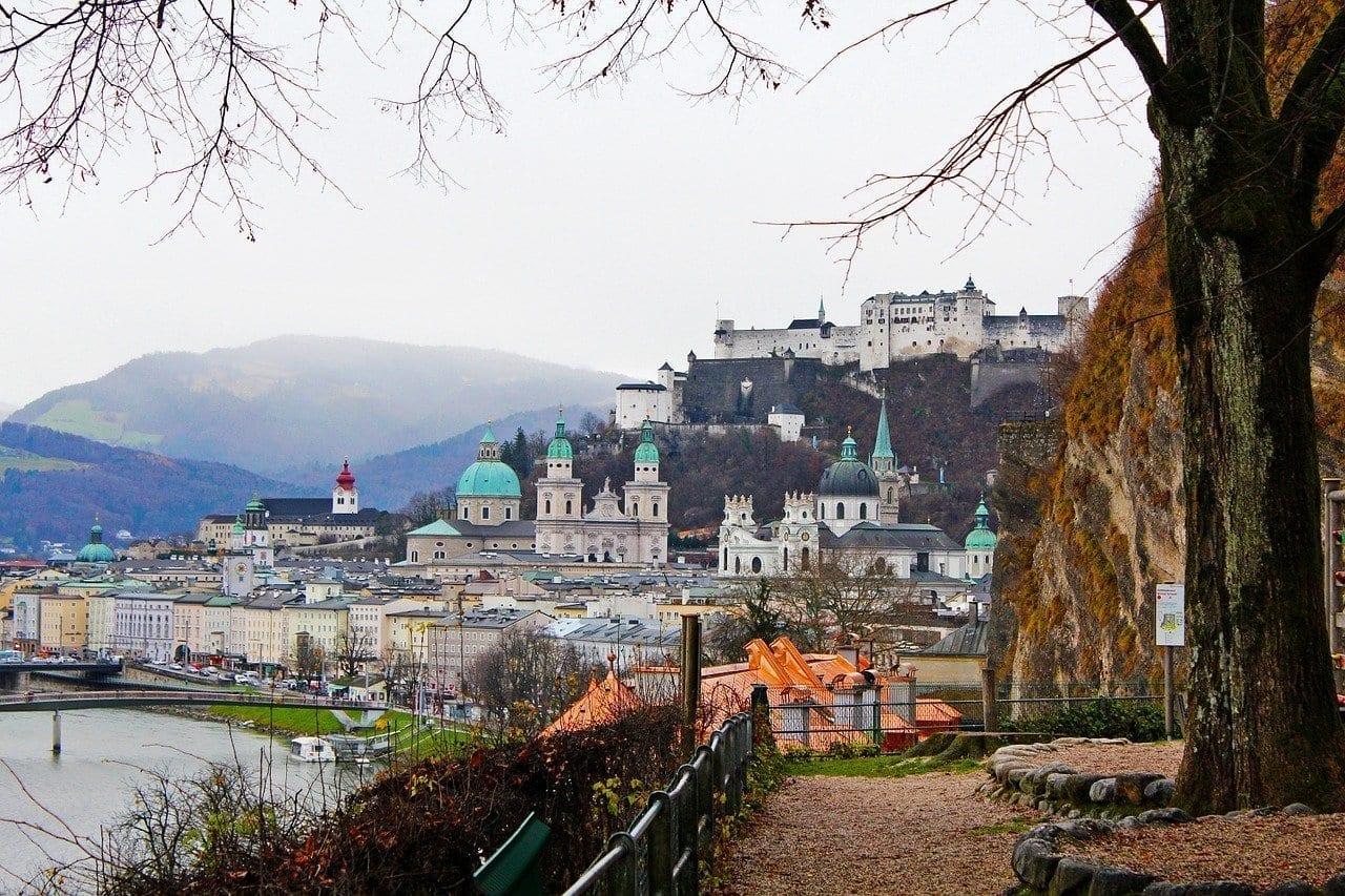 Austria Salzburgo Europa Austria