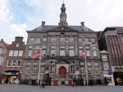 Ayuntamiento de Den Bosch Bolduque Países Bajos