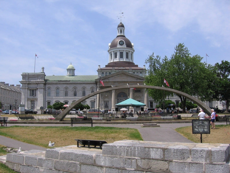 Ayuntamiento de Kingston Kingston Canadá
