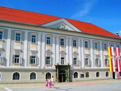 Ayuntamiento de Klagenfurt Klagenfurt (Worthersee) Austria