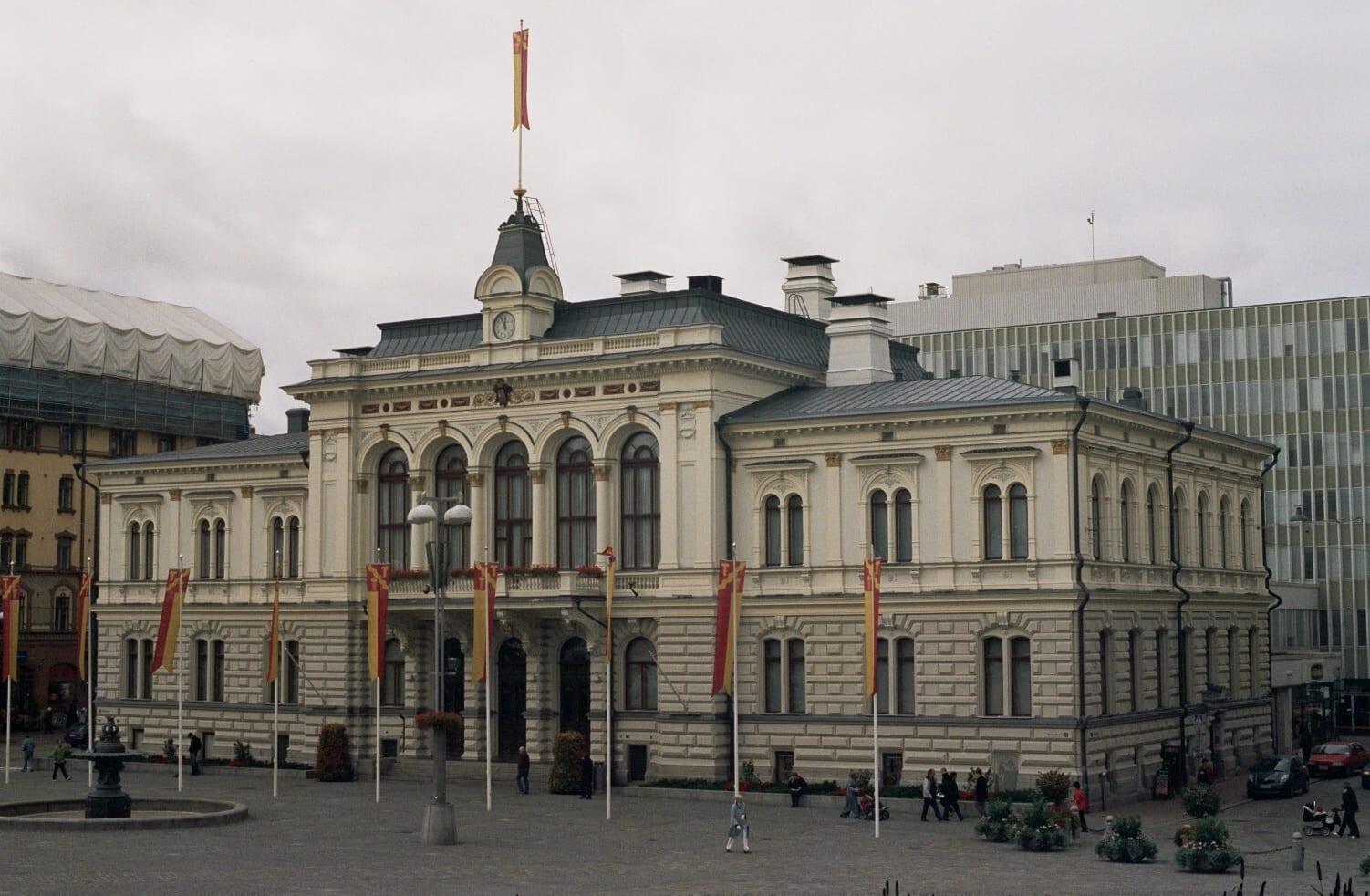 Ayuntamiento de Tampere Tampere Finlandia
