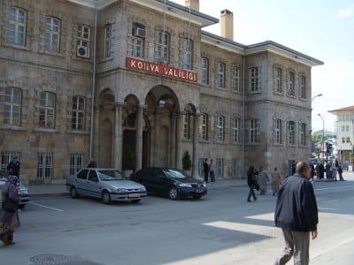 Ayuntamiento Konya Turquía